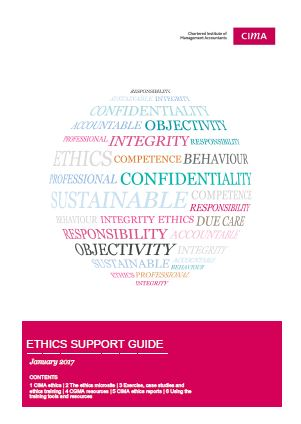 Ethics support guide