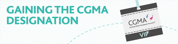 Gaining the CGMA designation