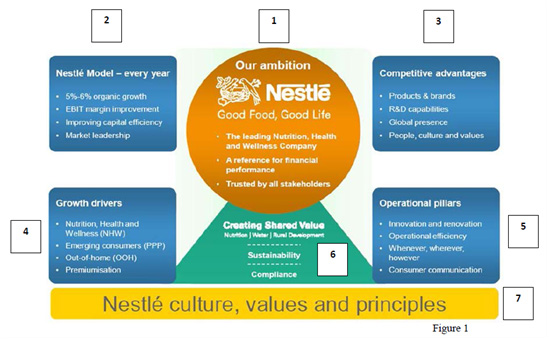 Strategic Analysis Of Nestle Company Management Essay