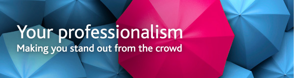 professionalism standards and ethics Aiga standards of professional practice  11 a professional designer shall acquaint himself or herself with a client's business and design standards and shall.