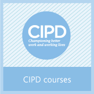 View courses available from the CIPD